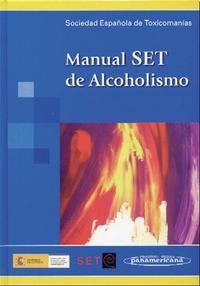 Libro MANUAL SET DE ALCOHOLISMO