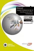 Libro MANUAL TARJETA PROFESIONAL DE LA CONSTRUCCION. FONTANERIA: FORMACION PARA EL EMPLEO