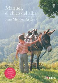 Libro MANUEL, EL CHICO DEL ALBA
