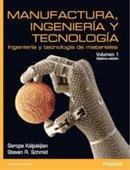 Libro MANUFACTURA INGENIERIA Y TECNOLOGIA