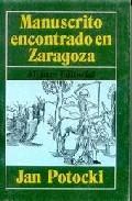 Libro MANUSCRITO ENCONTRADO EN ZARAGOZA
