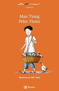 Libro MAO TIANG, PELOS TIESOS