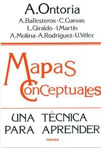Libro MAPAS CONCEPTUALES: UNA TECNICA PARA APRENDER
