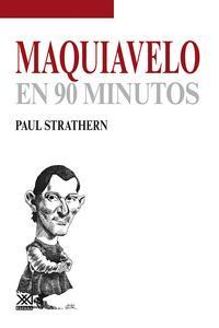 Libro MAQUIAVELO EN 90 MINUTOS