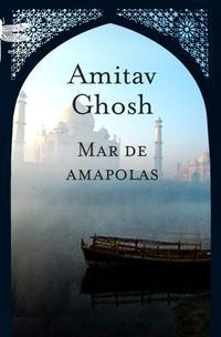Libro MAR DE AMAPOLAS