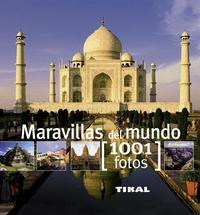 Libro MARAVILLAS DEL MUNDO 1001 FOTOS