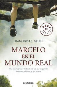 Libro MARCELO EN EL MUNDO REAL