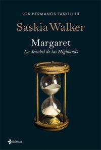 Libro MARGARET: LA JEZABEL DE LAS HIGHLANDS