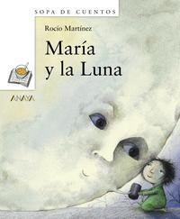 Libro MARIA Y LA LUNA