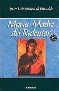 Libro MARIA, MADRE DEL REDENTOR