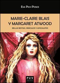 Libro MARIE-CLAIRE BLAIS Y MARGARET ATWOOD