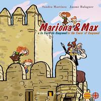 Libro MARIONA & MAX EN LA TORRE DE CANYAMEL