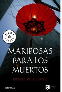 Libro MARIPOSAS PARA LOS MUERTOS