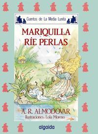 Libro MARIQUILLA RIE PERLAS