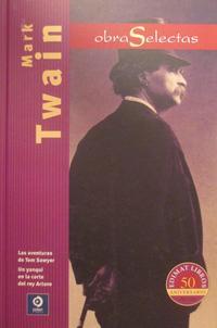 Libro MARK TWAIN. OBRAS SELECTAS