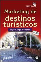 Libro MARKETING DE DESTINOS TURISTICOS