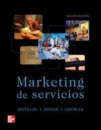 Libro MARKETING DE SERVICIOS