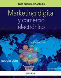 Libro MARKETING DIGITAL Y COMERCIO ELECTRONICO