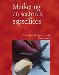 Libro MARKETING EN SECTORES ESPECIFICOS