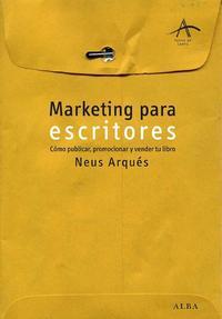 Libro MARKETING PARA ESCRITORES
