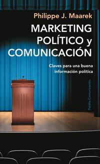 Libro MARKETING POLITICO Y COMUNICACION