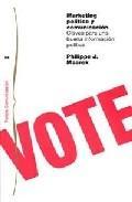 Libro MARKETING POLITICO Y COMUNICACION: CLAVES PARA UNA BUENA INFORMAC ION POLITICA