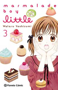 Libro MARMALADE BOY LITTLE Nº 03