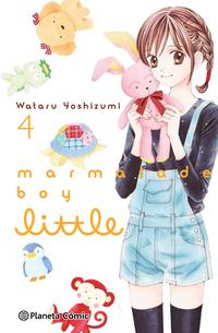 Libro MARMALADE BOY LITTLE Nº 04
