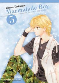 Libro MARMALADE BOY Nº 5