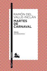 Libro MARTES DE CARNAVAL