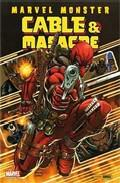 Libro MARVEL MONSTER: CABLE & MASACRE Nº 1