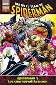 Libro MARVEL TEAM-UP SPIDERMAN 17: ¡SPIDERMAN Y LOS CUATRO FANTASTICOS!