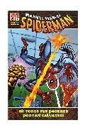 Libro MARVEL TEAM-UP SPIDERMAN Nº 3