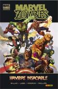 Libro MARVEL ZOMBIES: HAMBRE INSACIABLE