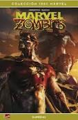 Libro MARVEL ZOMBIES: SUPREMO