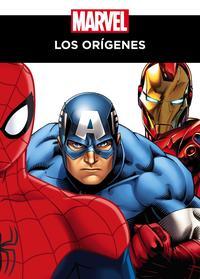Libro MARVEL: LOS ORIGENES: RECOPILATORIO DE CUENTOS