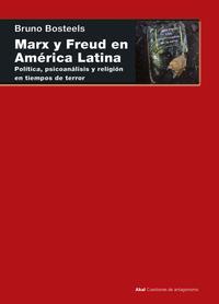 Libro MARX Y FREUD EN AMÉRICA LATINA