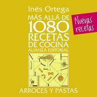 Libro MAS ALLA DE 1080 RECETAS DE COCINA. ARROCES Y PASTAS