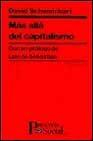 Libro MAS ALLA DEL CAPITALISMO