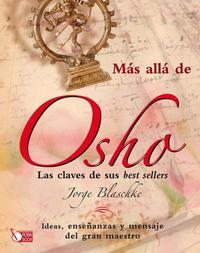 Libro MAS ALLA DEL OSHO