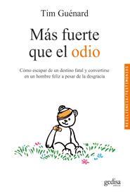 Libro MAS FUERTE QUE EL ODIO