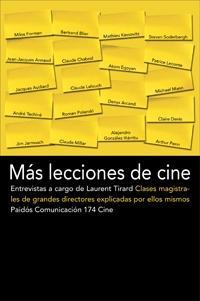 Libro MAS LECCIONES DE CINE