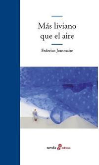 Libro MAS LIVIANO QUE EL AIRE