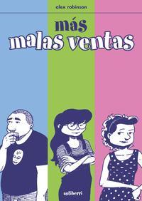 Libro MAS MALAS VENTAS