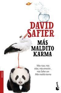 Libro MAS MALDITO KARMA