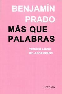 Libro MAS QUE PALABRAS