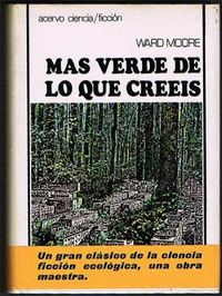 Libro MAS VERDE DE LO QUE CREEIS