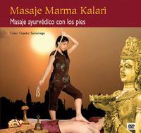 Libro MASAJE MARMA KALARI: APLICADAS A ESTETICA Y PELUQUERIA
