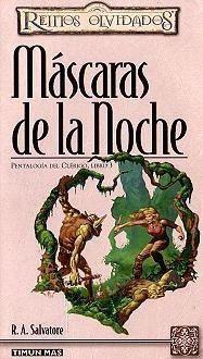 Libro MASCARAS DE LA NOCHE