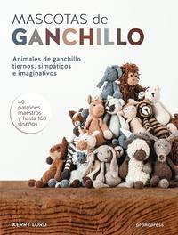 Libro MASCOTAS DE GANCHILLO
